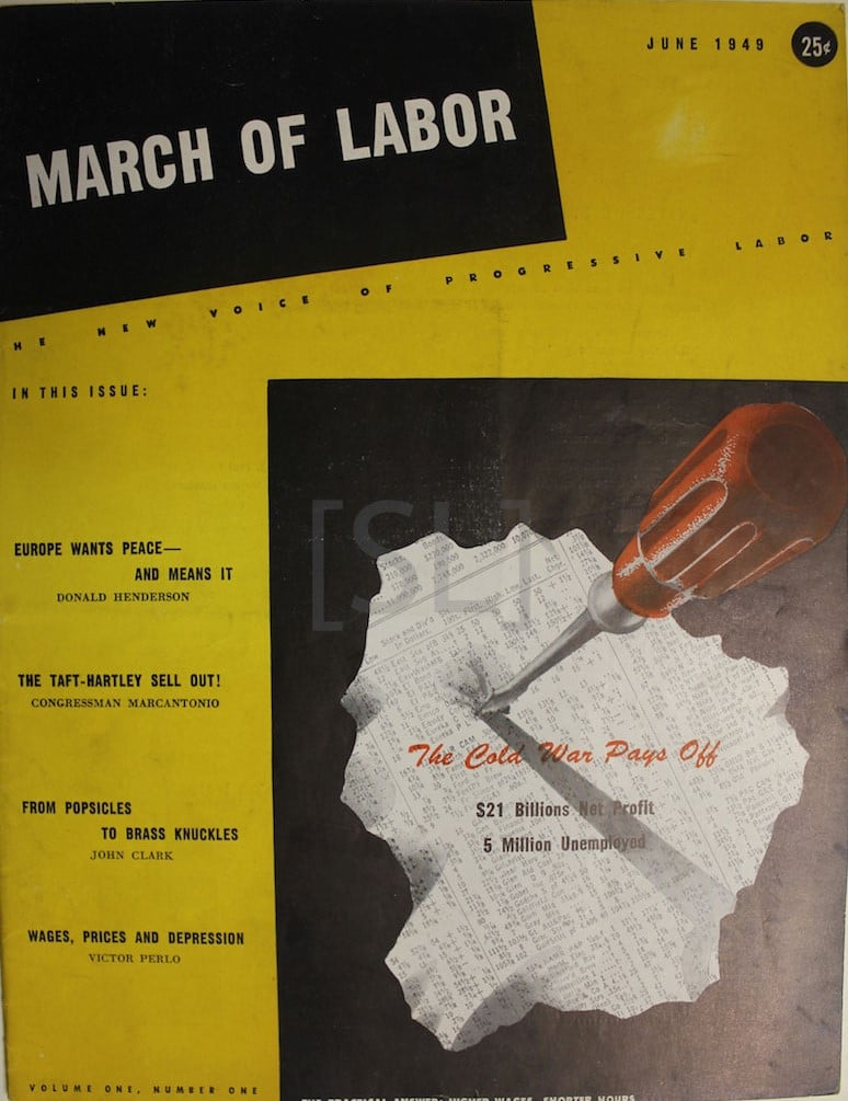 March of Labor