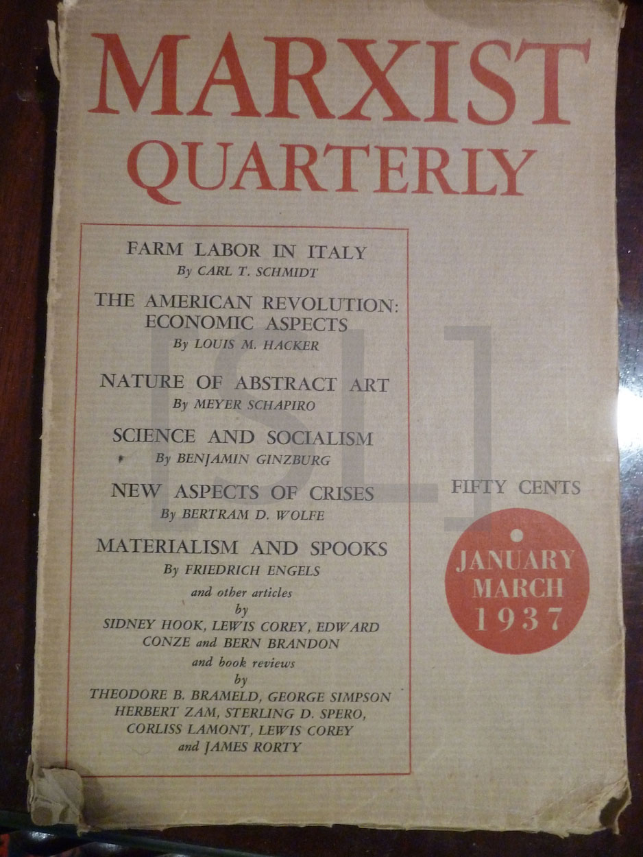 Marxist Quarterly