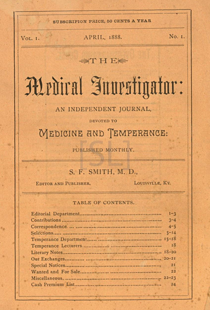 Medical Investigator