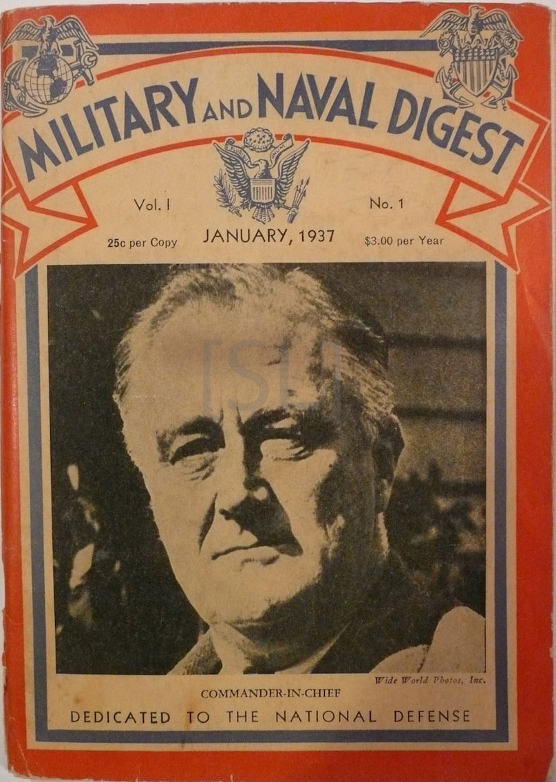 Military and Naval Digest
