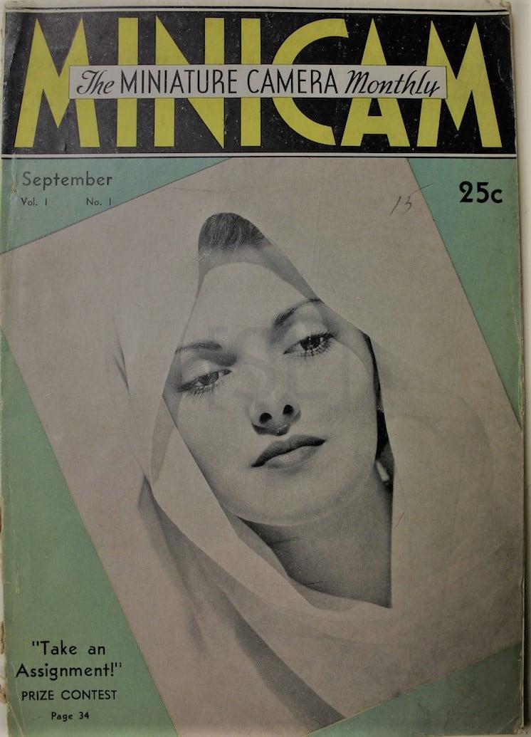 MiniCam Miniature Camera Monthly