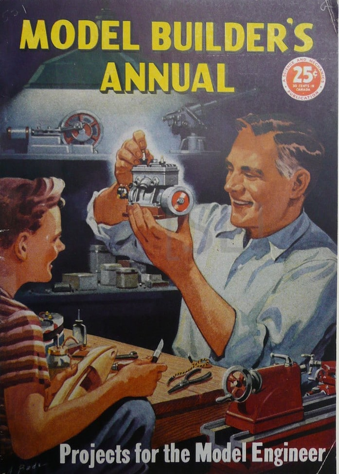 Model Builder's Annual