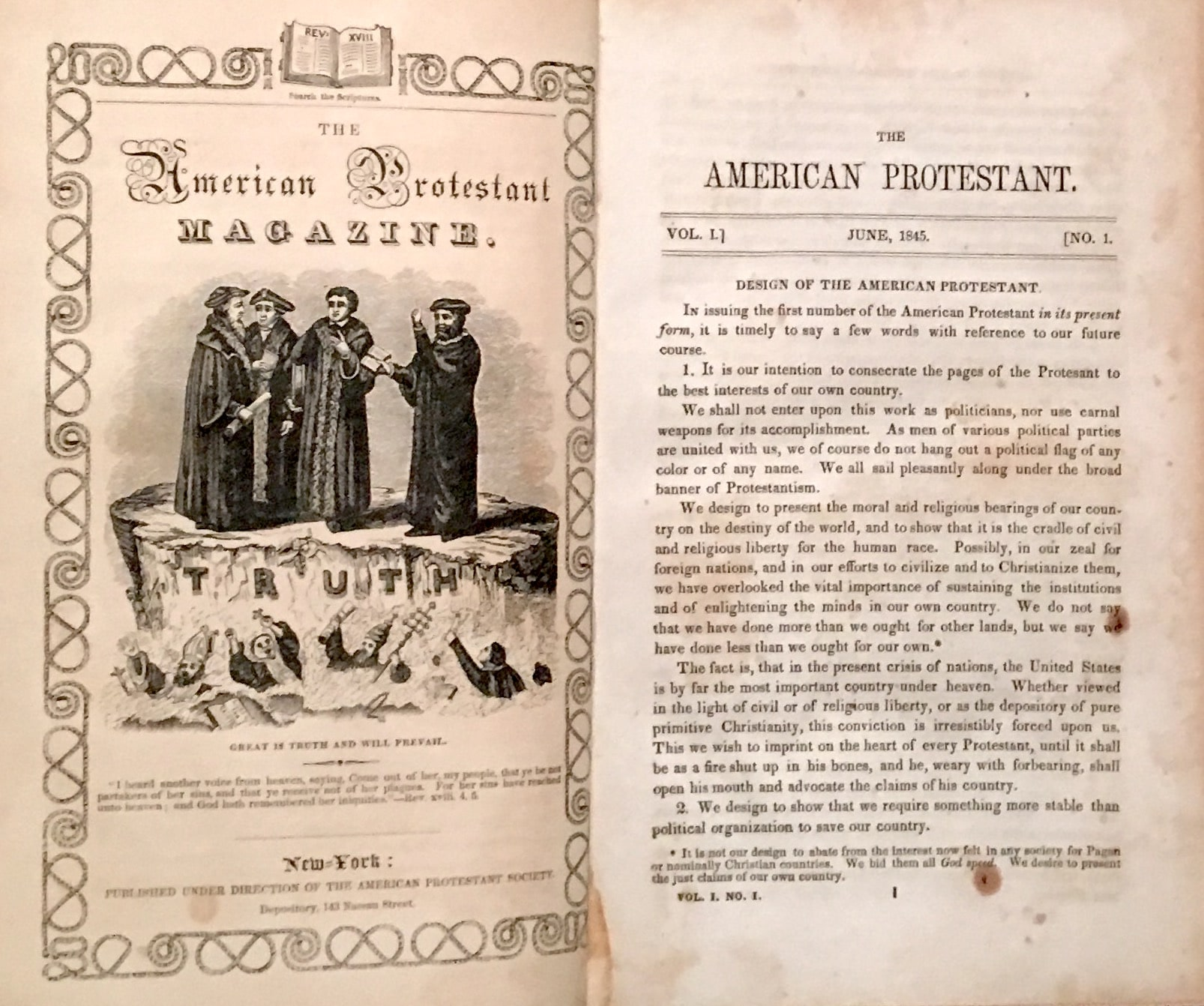 American Protestant