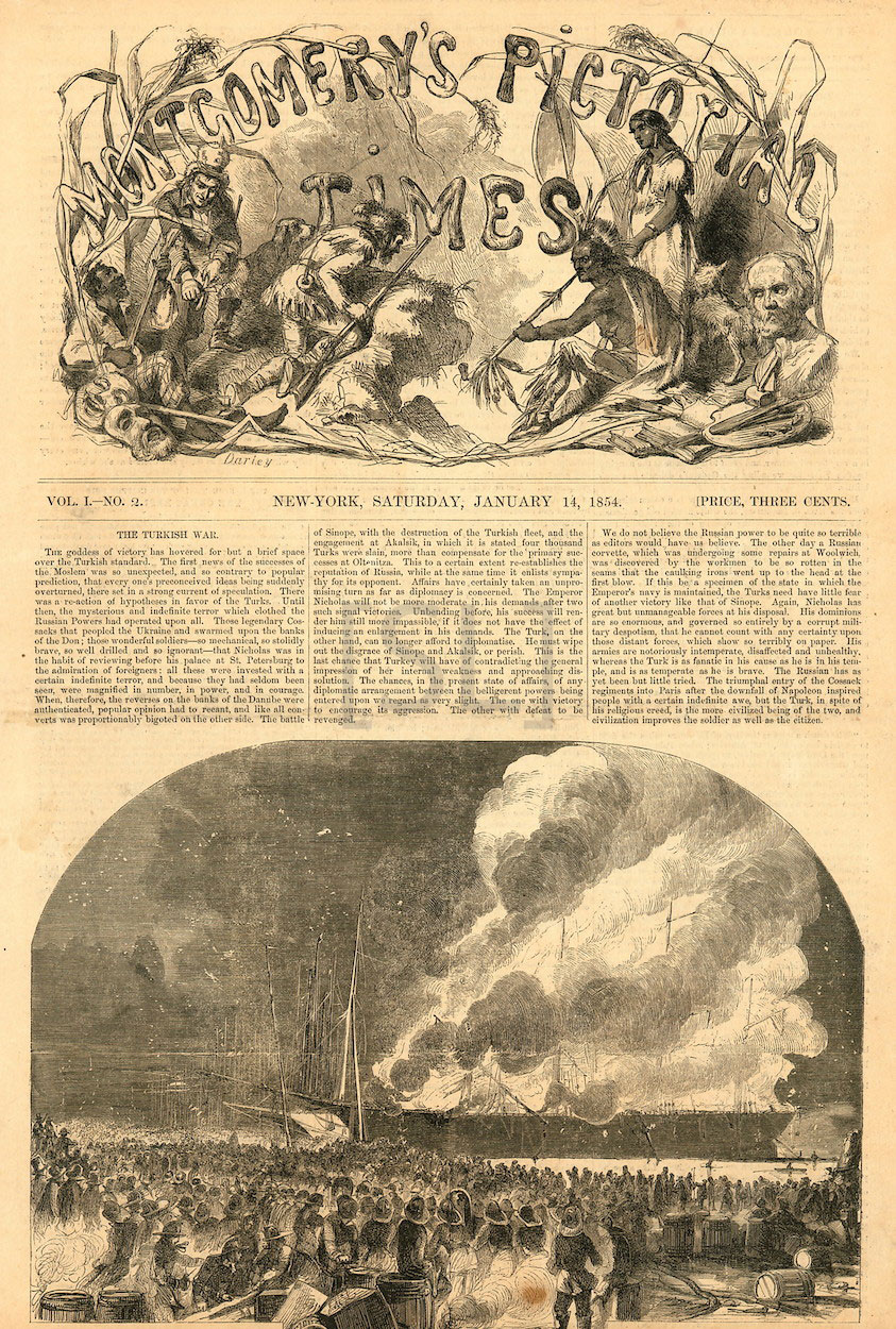 Montgomery's Pictorial Times