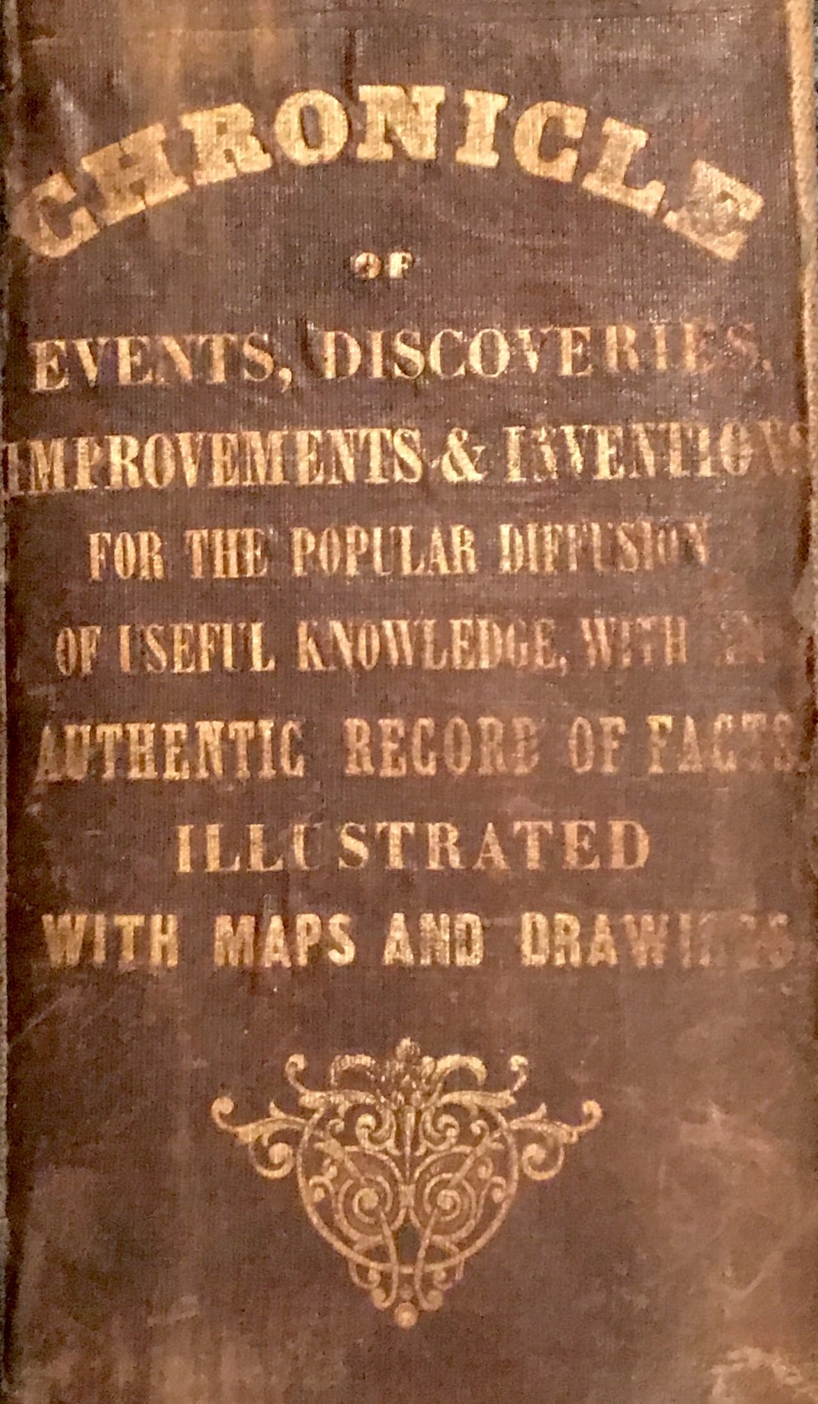 Monthly Chronicle of Events, Discoveries, and Improvements, For the Popular Diffusion of Useful Knowledge, with an Authentic Records of Facts