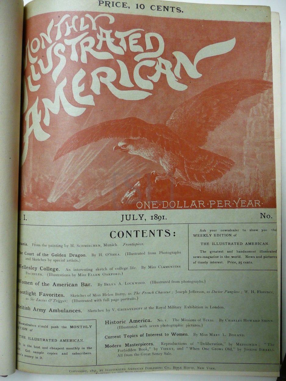 Monthly Illustrated American