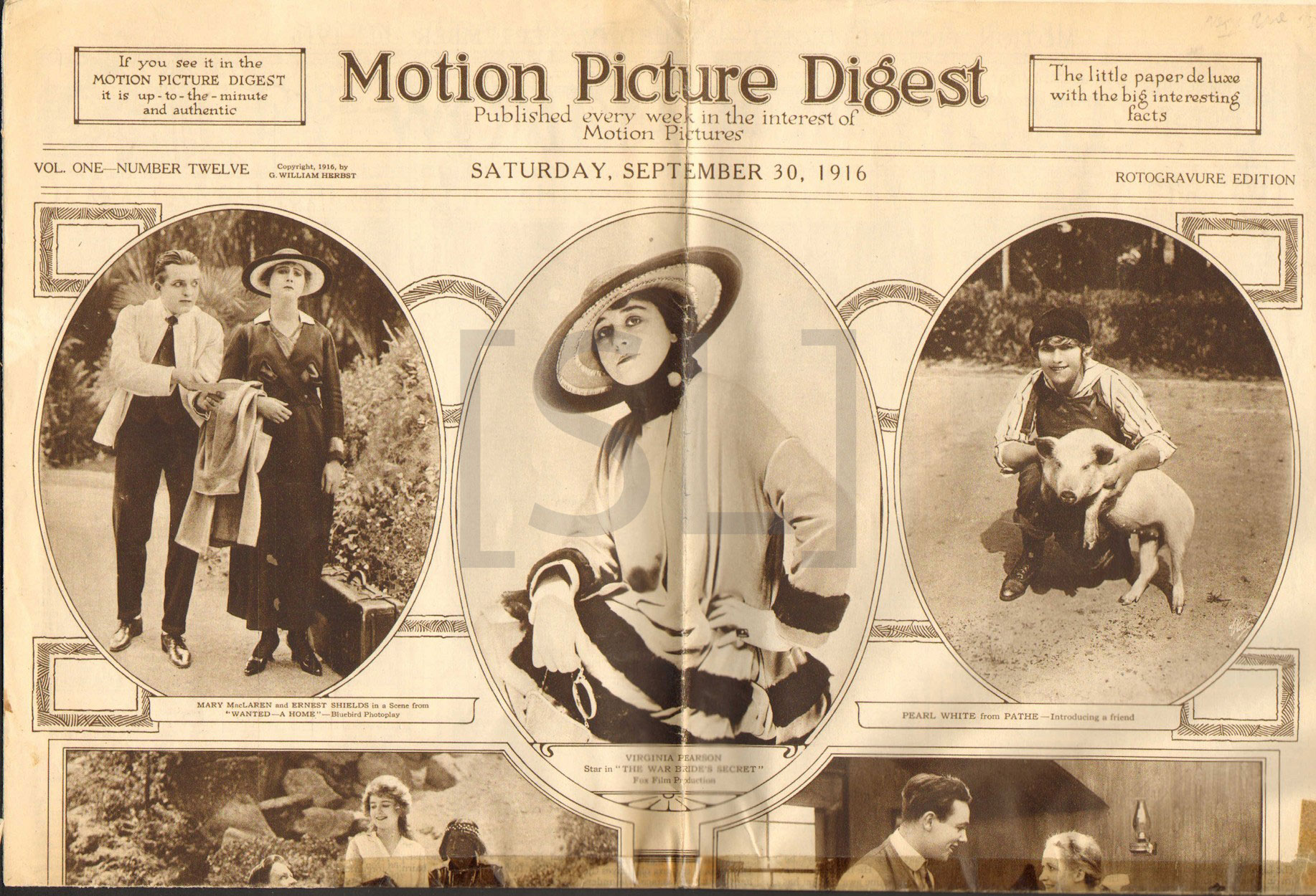 Motion Picture Digest