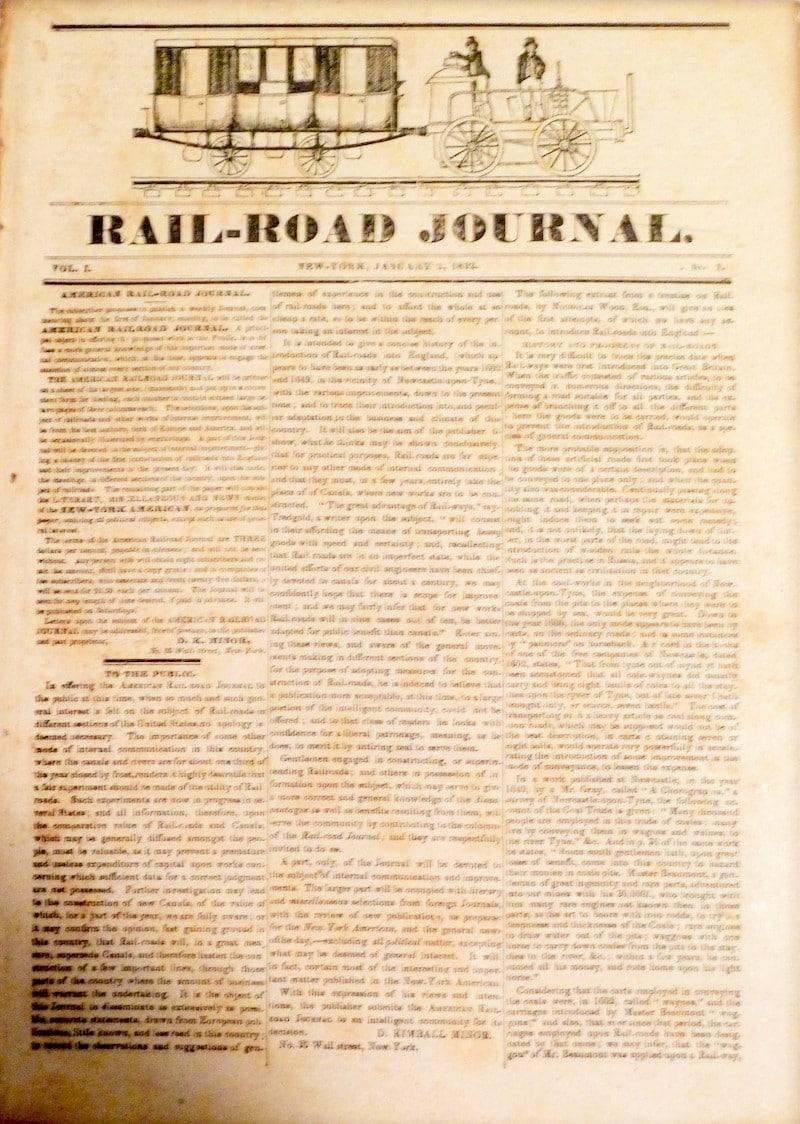 American Rail-Road Journal