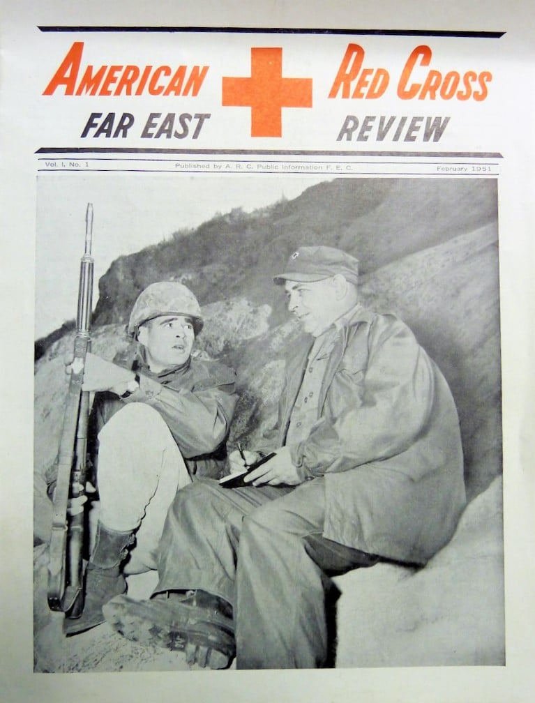 American Red Cross Far East Review