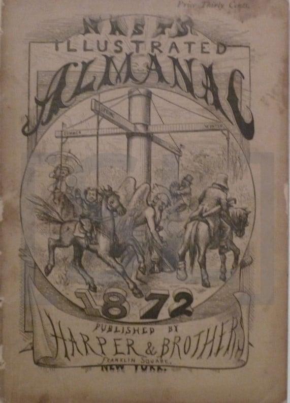 Nast's Illustrated Almanac