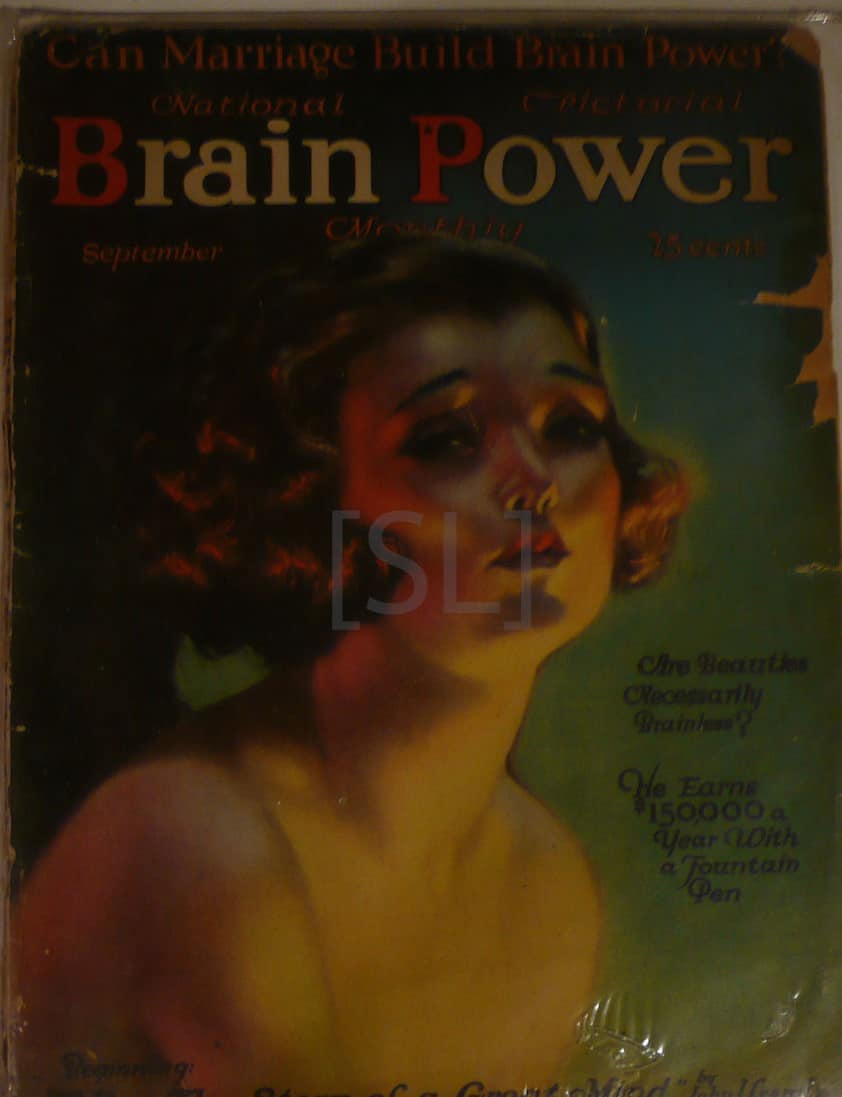 National Brain Power Monthly