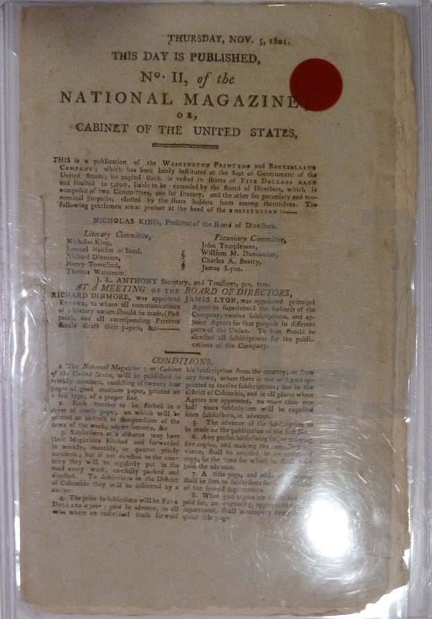 National Magazine