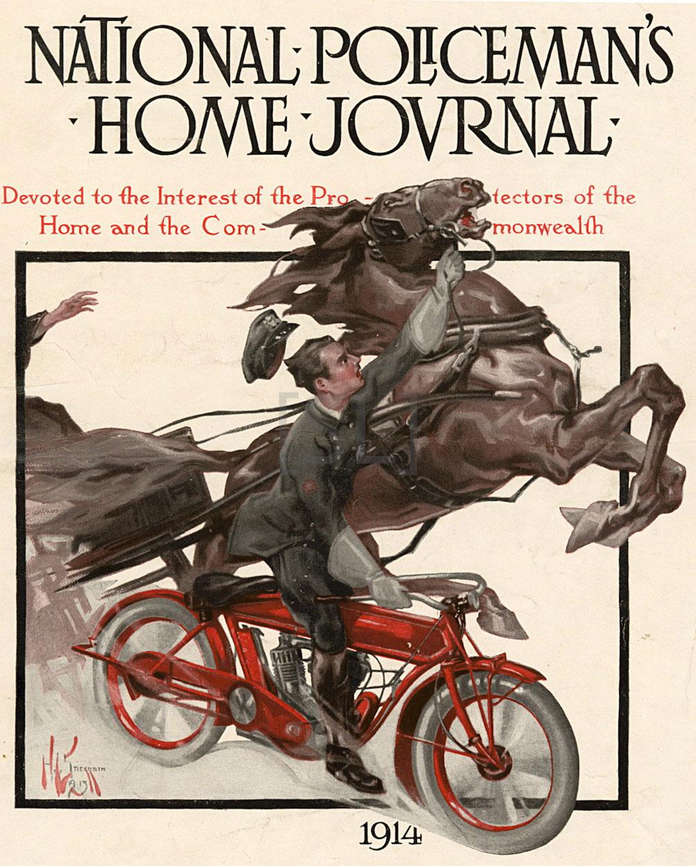 National Policeman's Home Journal