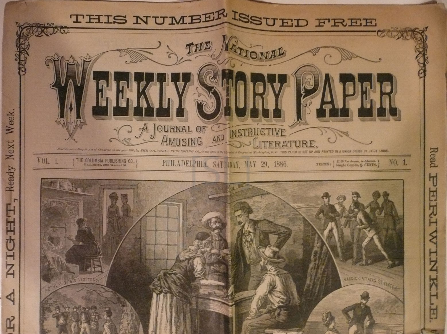 National Weekly Story Paper