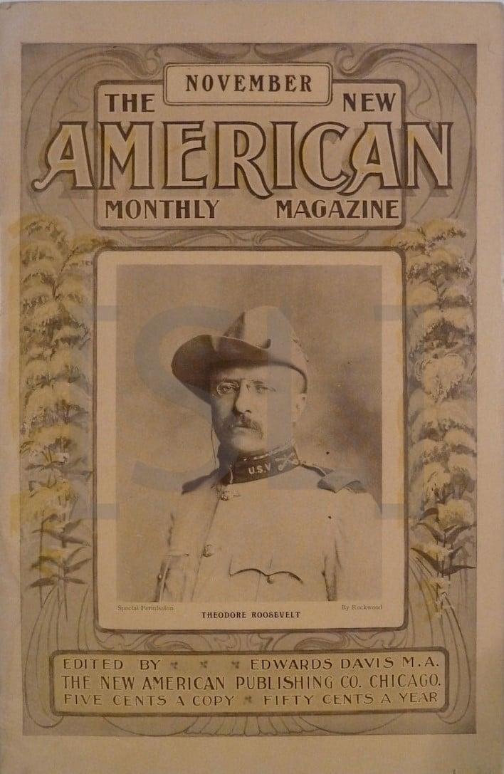 New American Monthly Magazine