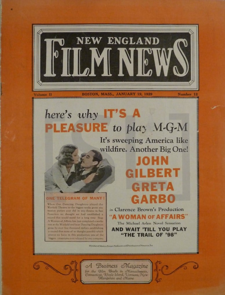 New England Film News
