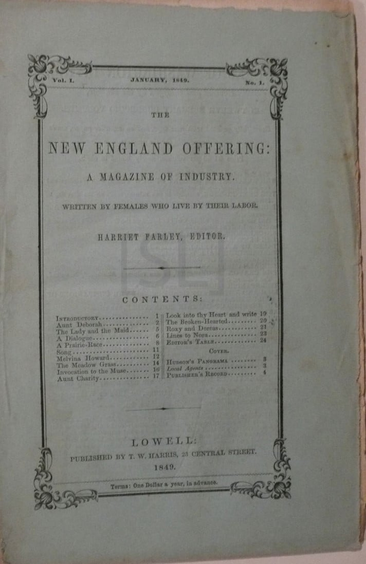New England Offering