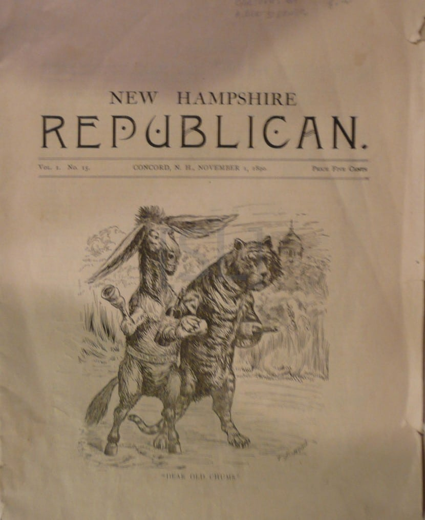 New Hampshire Republican