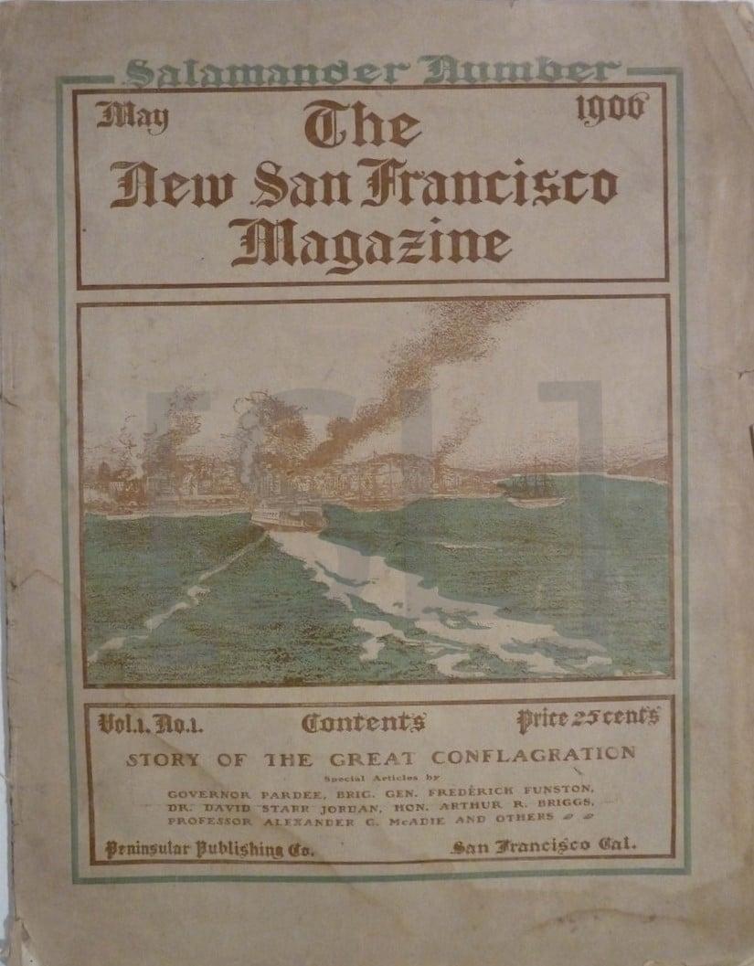 New San Francisco Magazine