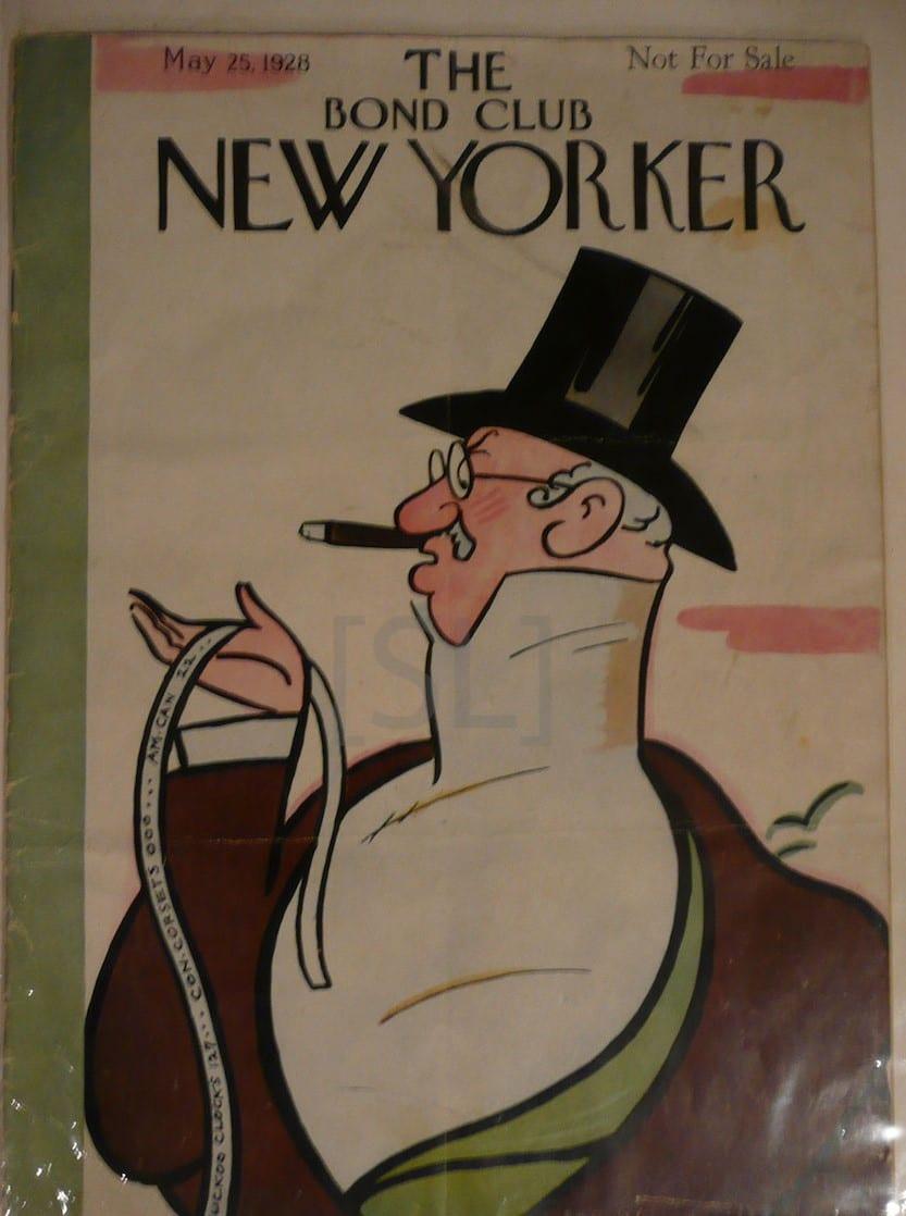 New Yorker (Parody)