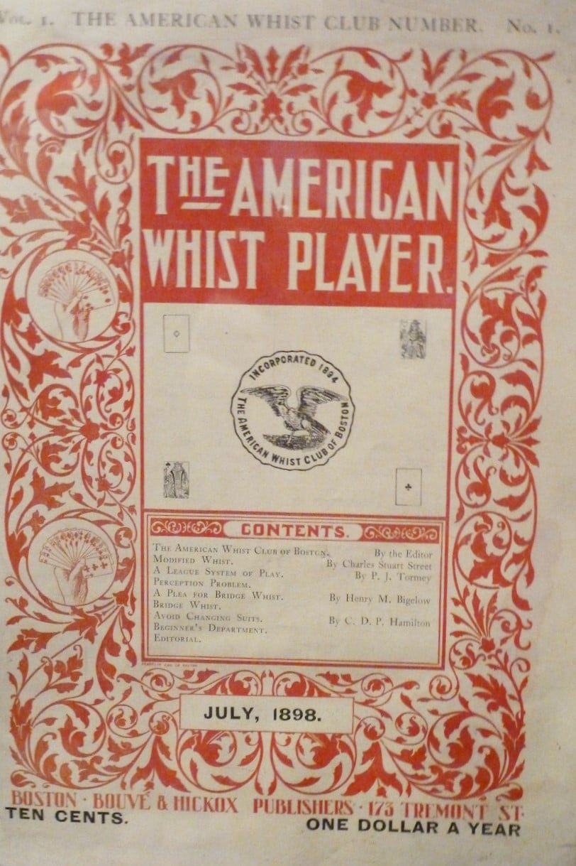 American Whist Player