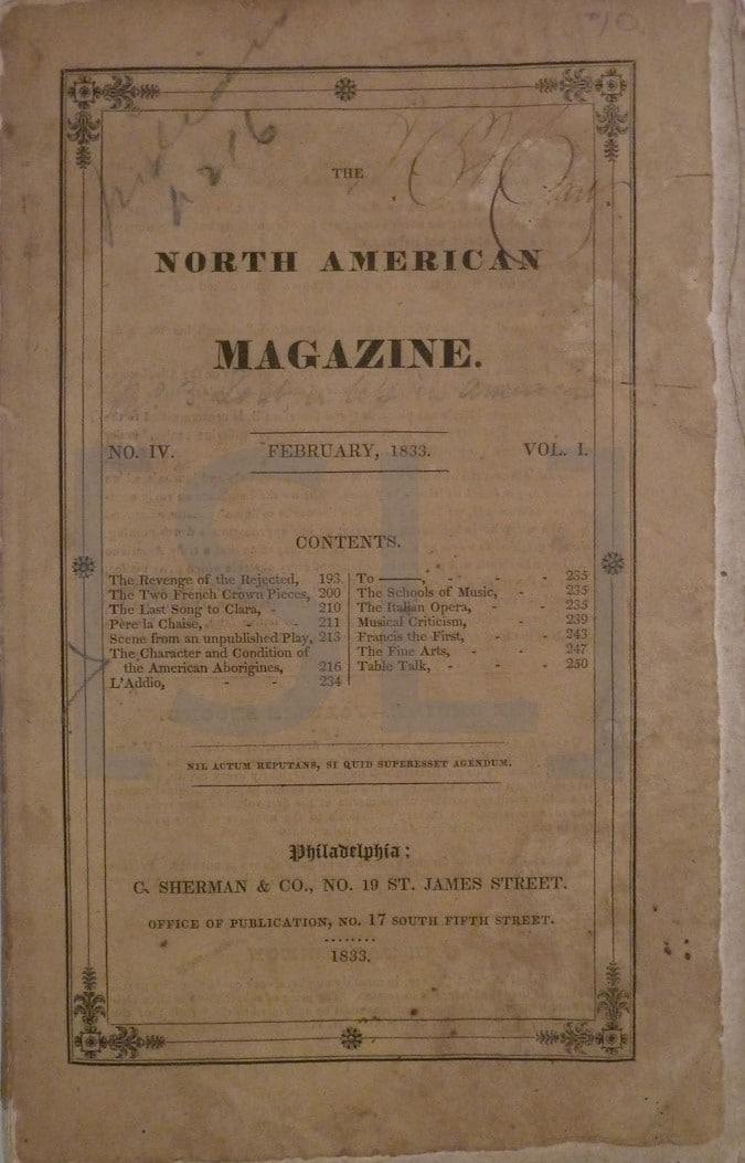 North American Magazine