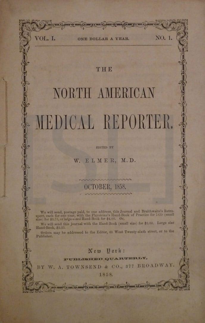 North American Medical Reporter