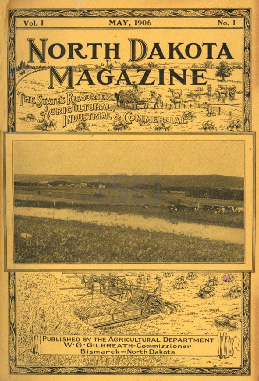 North Dakota Magazine