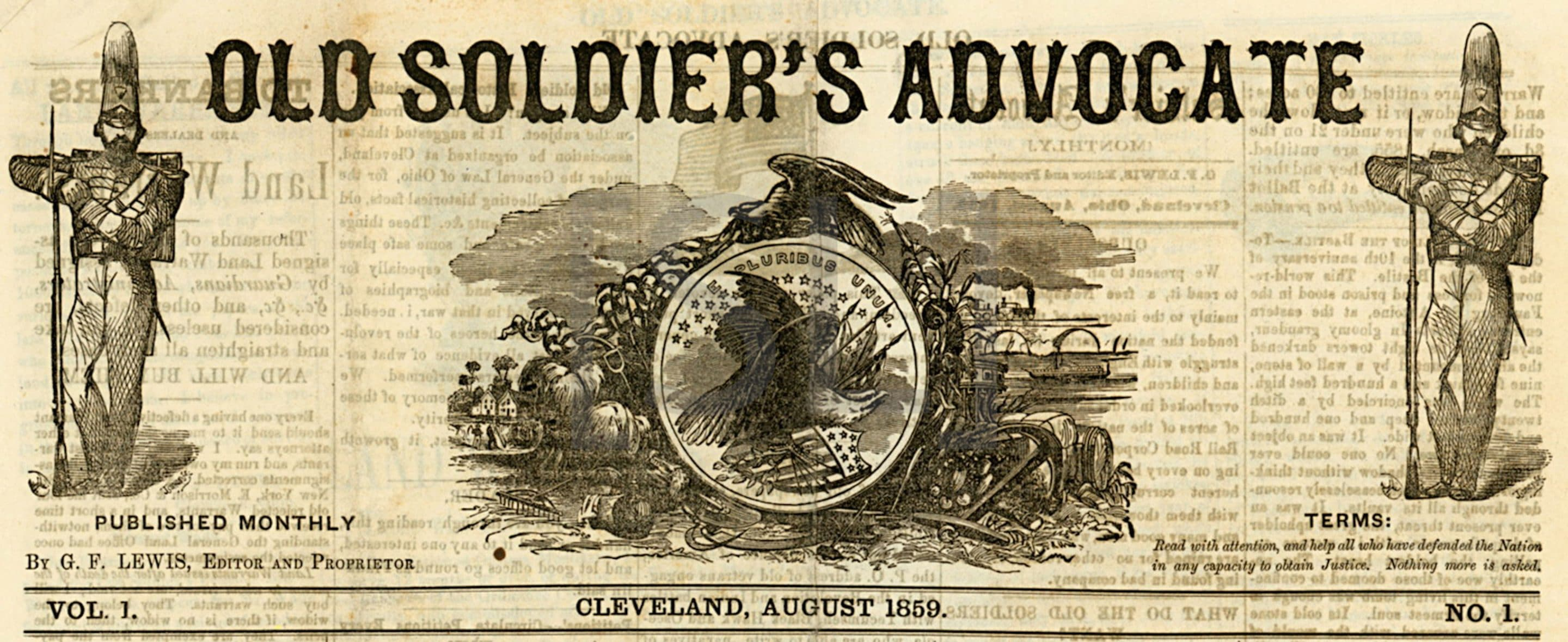 Old Soldier's Advocate