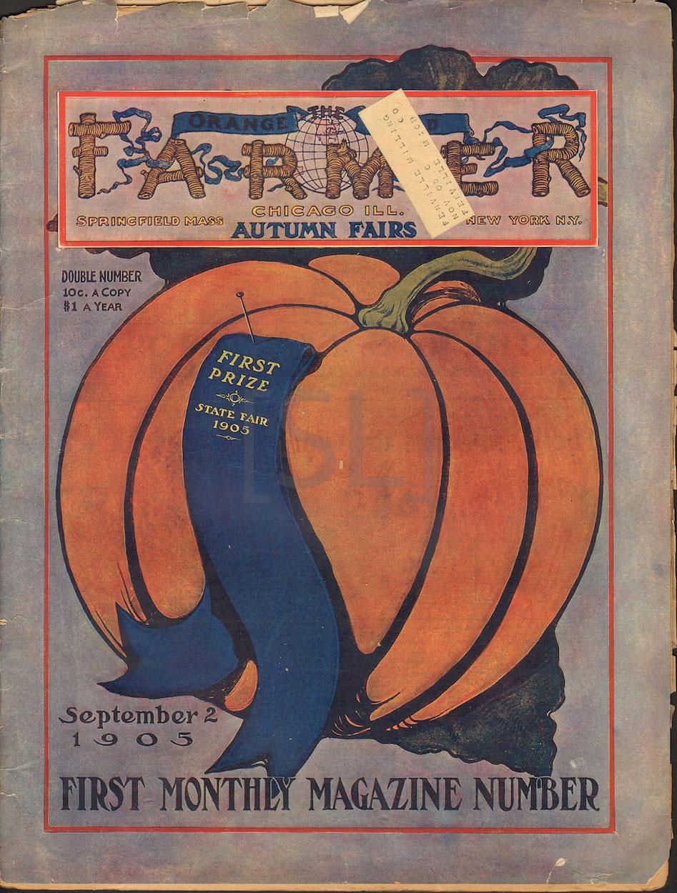 Orange Judd Farmer