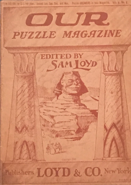 Our Puzzle Magazine