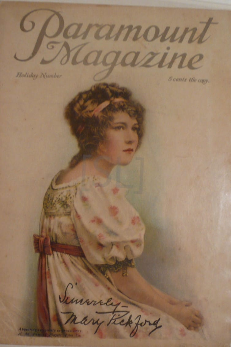 Paramount Magazine
