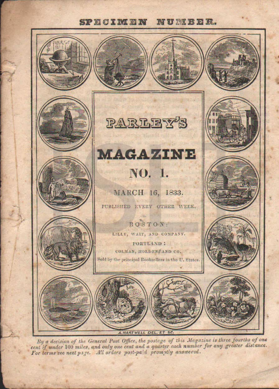 Parley's Magazine for Children and Youth