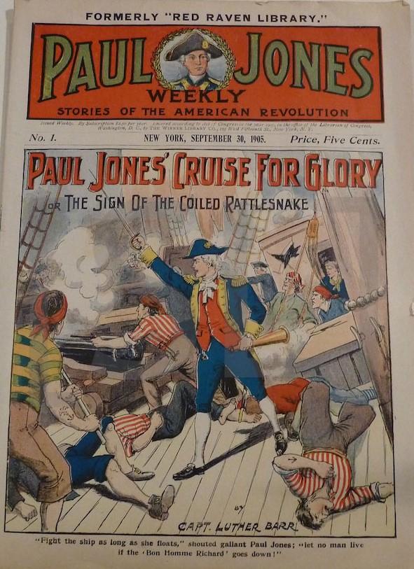 Paul Jones Weekly