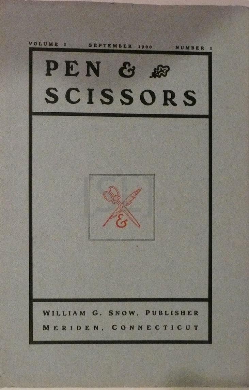 Pen & Scissors