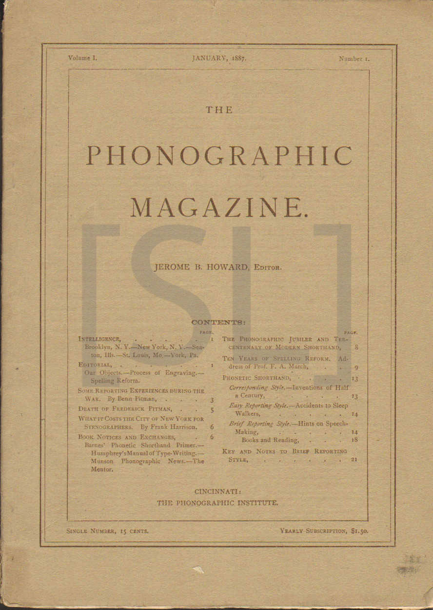 Phonographic Magazine