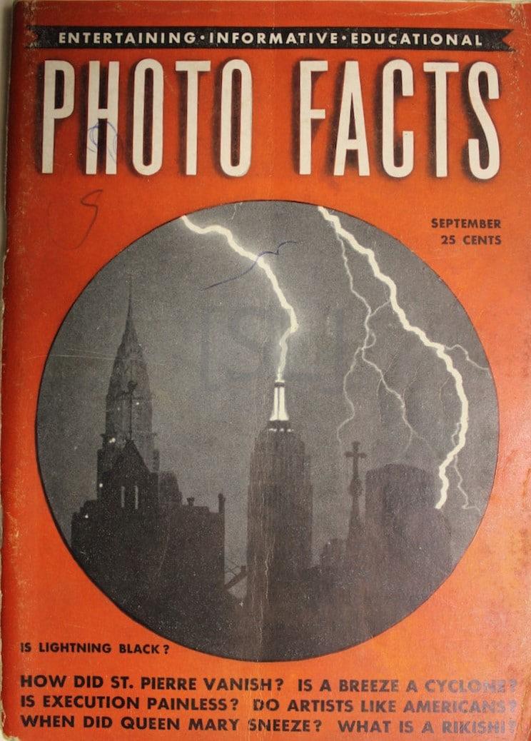 Photo Facts; Entertaining, Informative, Educational
