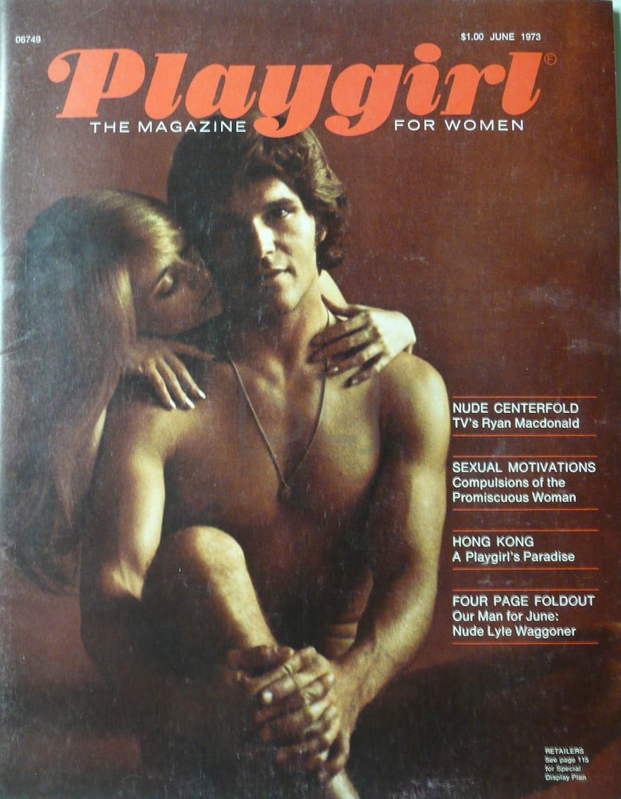 Playgirl, The Magazine for Women