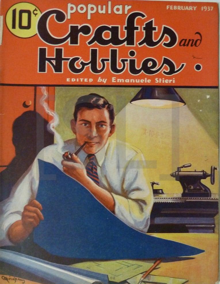 Popular Crafts and Hobbies