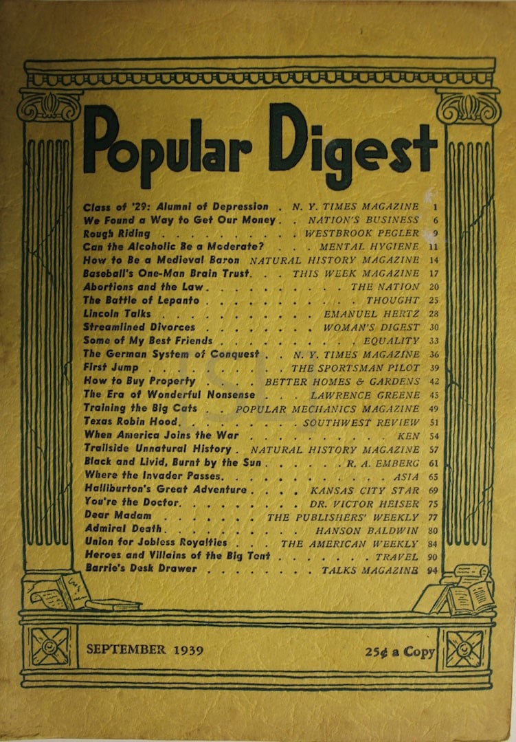 Popular Digest