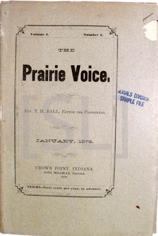 Prairie Voice