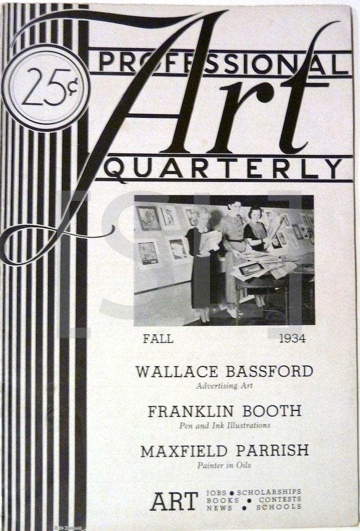 Professional Art Quarterly