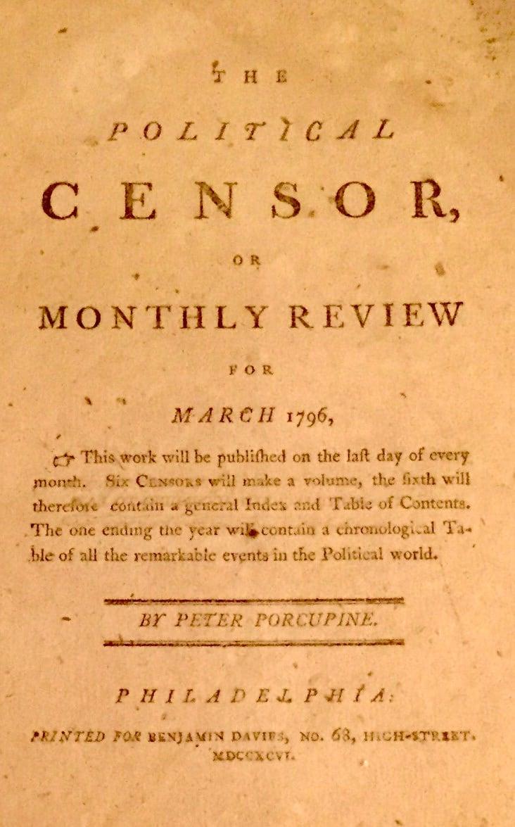 Political Censor