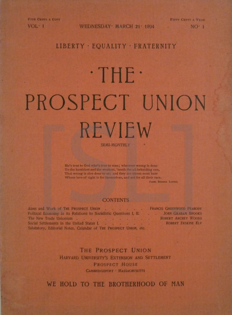 Prospect Union Review