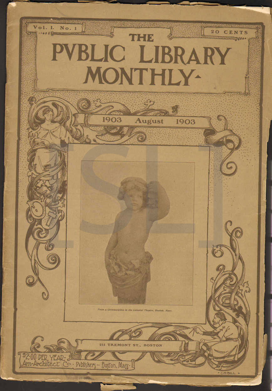 Public Library Monthly