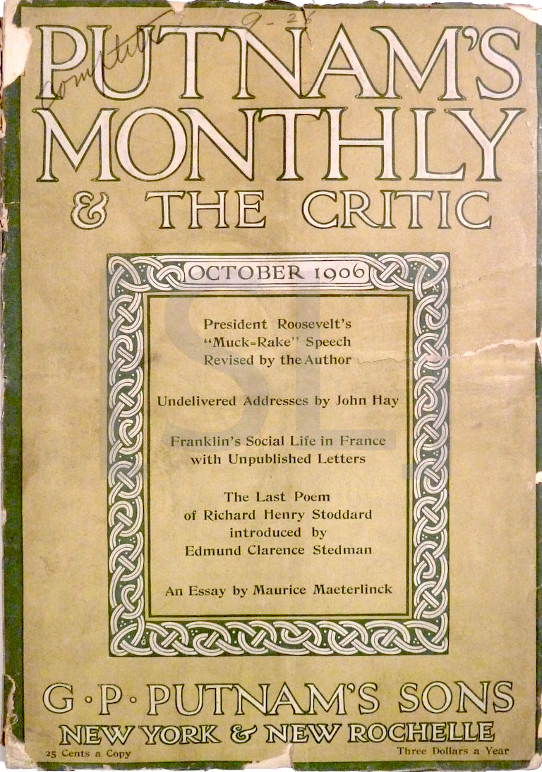 Putnam's Monthly and the Critic