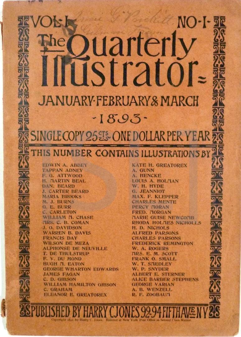 Quarterly Illustrator