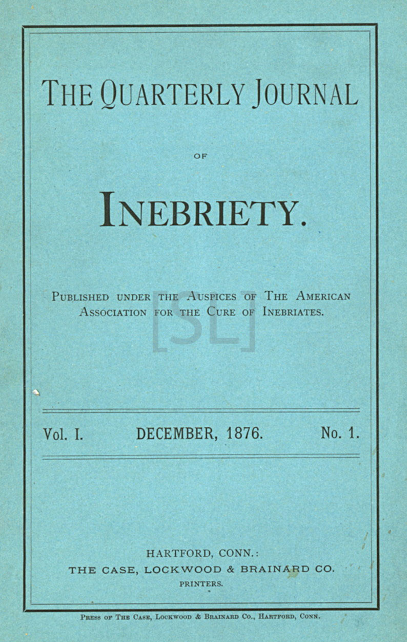 Quarterly Journal of Inebriety