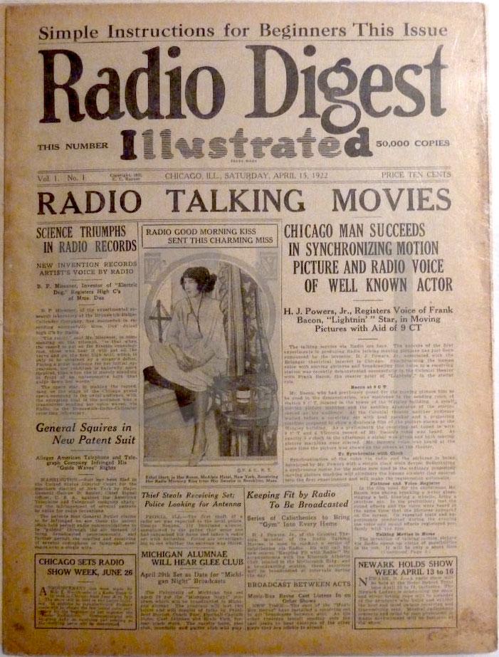 Radio Digest Illustrated