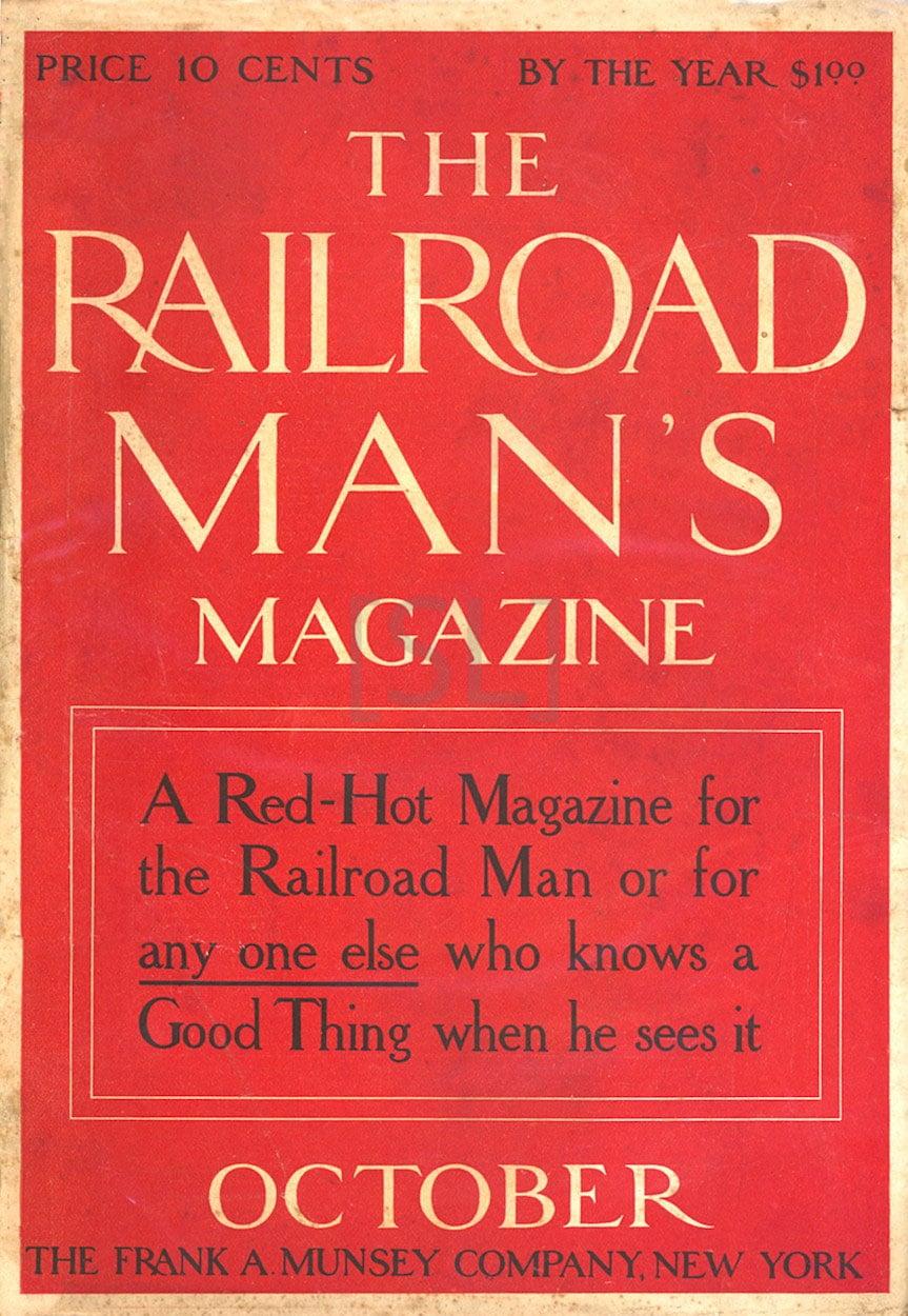 Railroad Man's Magazine